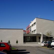 Centro Cívico Monelos (A Coruña)