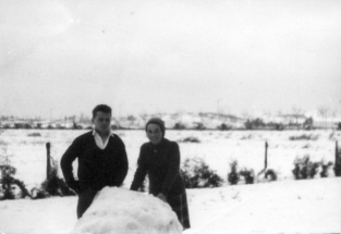 Monelos nevado año 1969