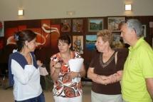 Visitando la Exposicion de Pinturas del año 2007 (4)